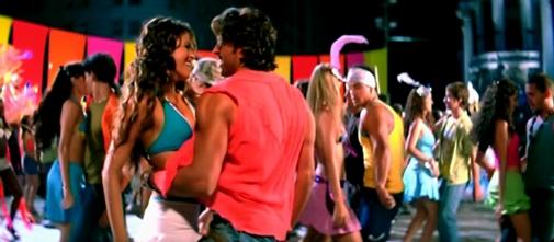 Dhoom 2 dil laga na клипы индийского кино